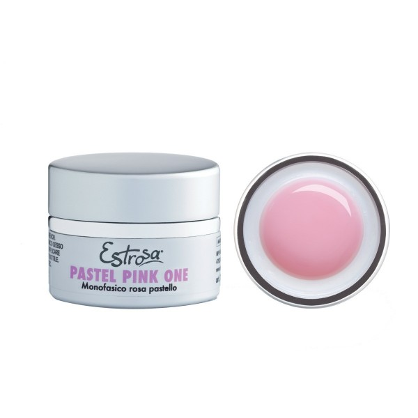 GEL PASTEL PINK ONE - ROSA PASTELLO 15 ML - Estrosa