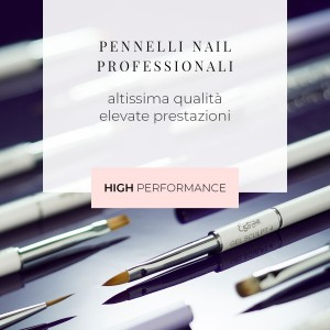 Pennello Gel - SCULPT 4 - High Performance - Estrosa
