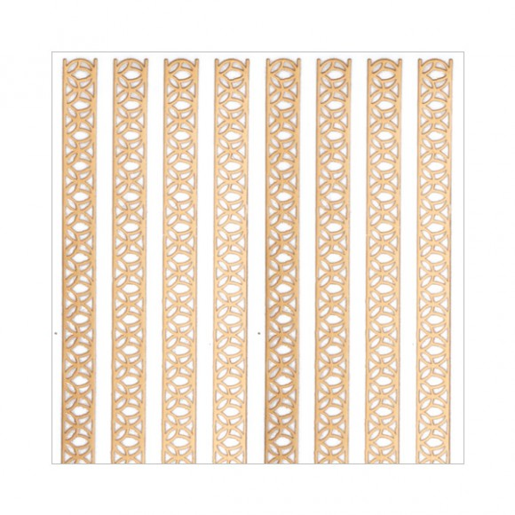 Nail Stickers - GOLD - Estrosa