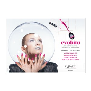 POSTER - Smalto Evoluto Technology 3D - Estrosa