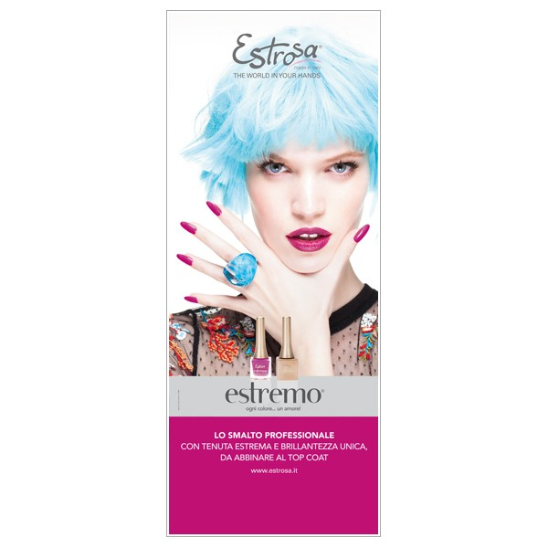 ROLL-UP - Smalto Estremo - Estrosa