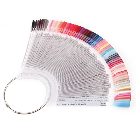 copy of CARTELLA COLORI COLOR GEL 22 NUANCE - Estrosa