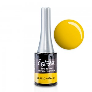 Smalto semipermanente - GIALLO AMALFI - 14 ml - Estrosa