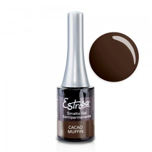 Smalto semipermanente - CACAO MUFFIN - 14 ml - Estrosa