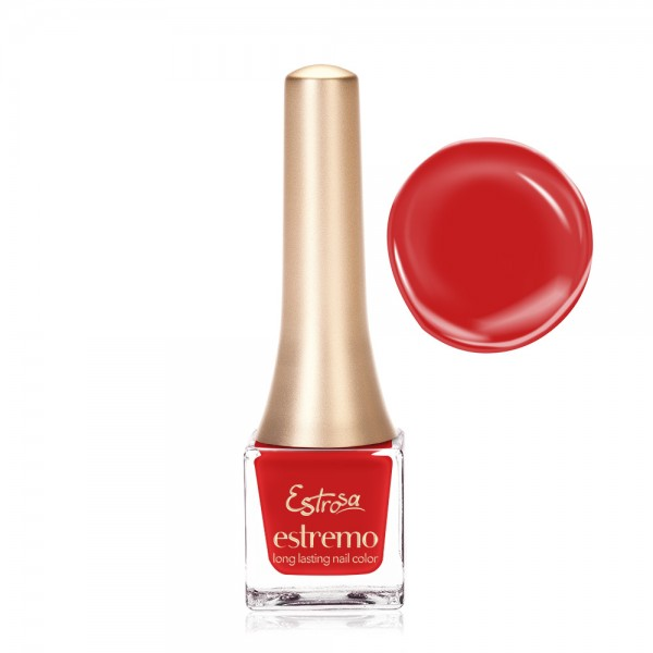 Smalto Estremo - RED PASSION - 6 ml - Estrosa
