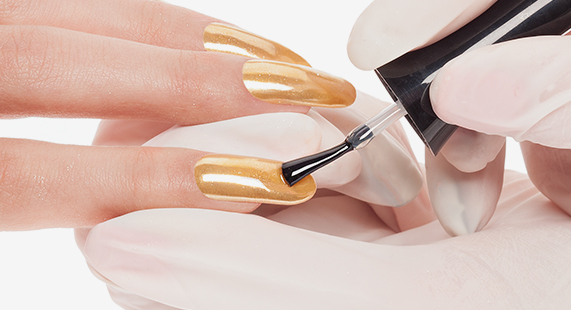 Estrosa Nails - Tutorial: Be-Mirror Pigmenti effetto specchio