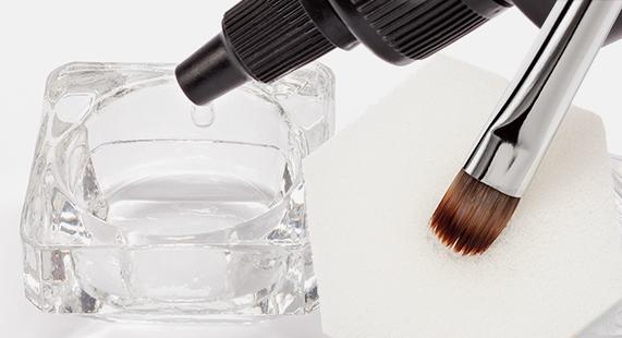 Estrosa Nails - Tutorial: applicazione Creativo Combined Acryl&Gel