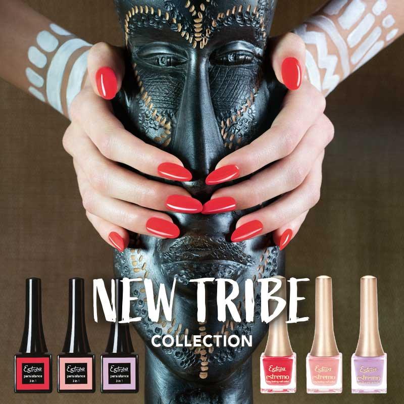 Collezione Smalti Estrosa New Tribe