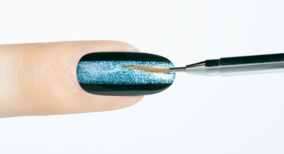 Estrosa Nails - Tutorial: Acquarello di Primavera - Color Gel