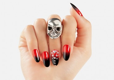 Nail Art - ROCK STUDS - Persistance 3in1