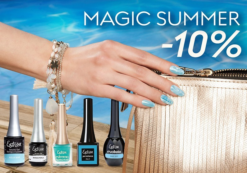 Magic Summer: l'estate magica di Estrosa con sconti favolosi