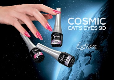 Cat's Eye 9D Smalto gel semipermanente Estrosa