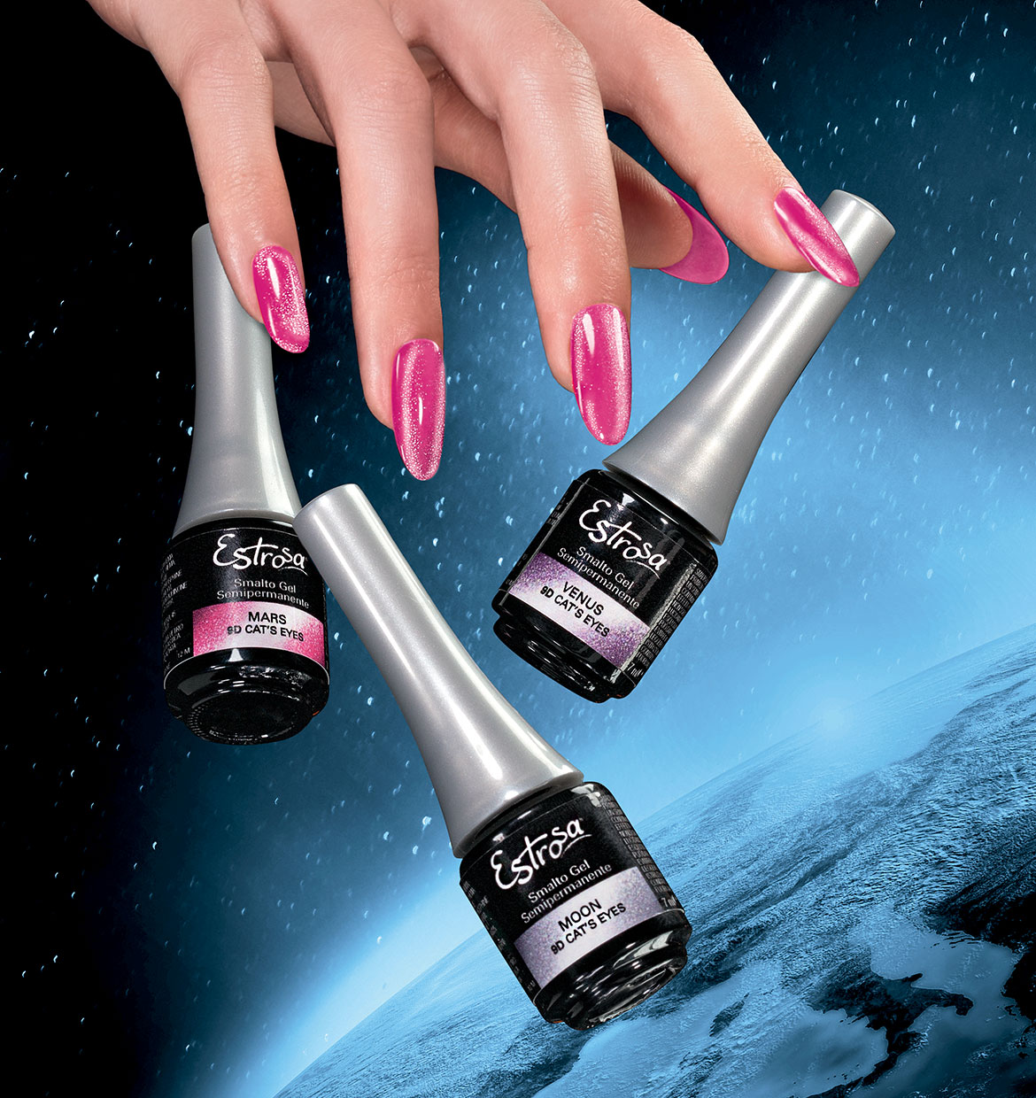 Glamour Glitter Estrosa Collection